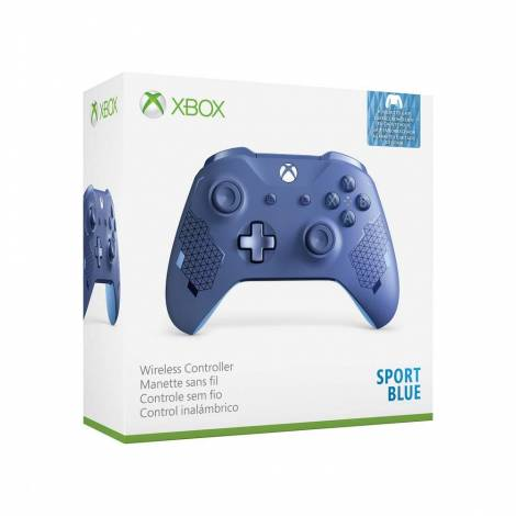Xbox Wireless Controller Sport Blue Special Edition (Xbox One)