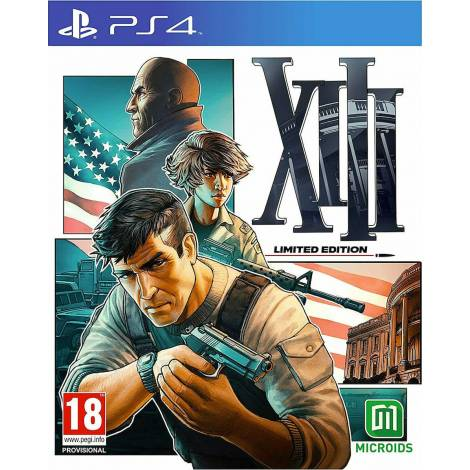 XIII Remastered - Limited Edition (PS4)