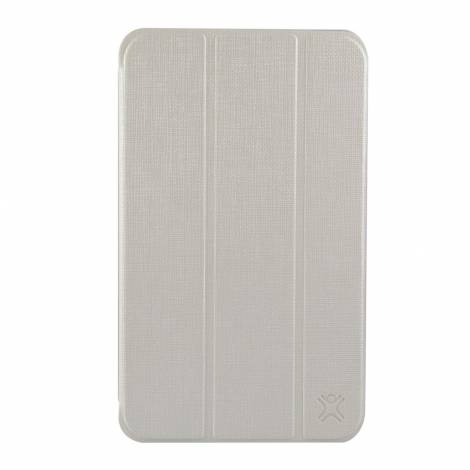 XtremeMac SGT4-MF10-13 Folio Case for Samsung Tab 4. white 7 Inches