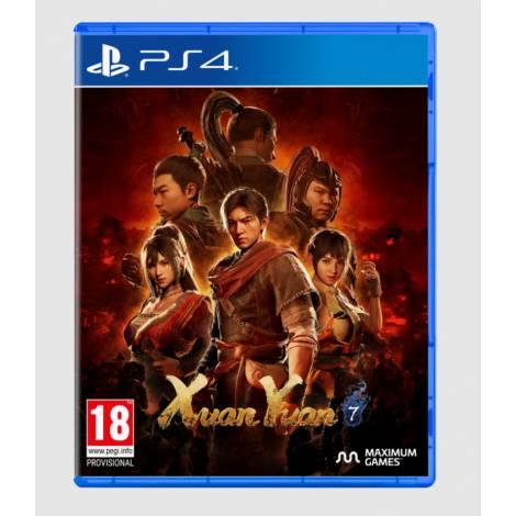 XUAN YAUAN SWORD 7 (PS4)
