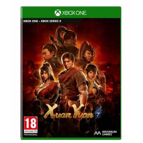 XUAN YAUAN SWORD 7 (Xbox One/Xbox Series X)