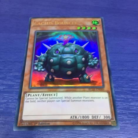 Yu-Gi-Oh Cactus Bouncer -Ultra Rare- BLLR-EN049