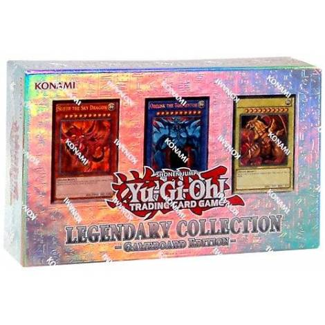 Yu-Gi-Oh! - Legendary Collection GameBoard Edition