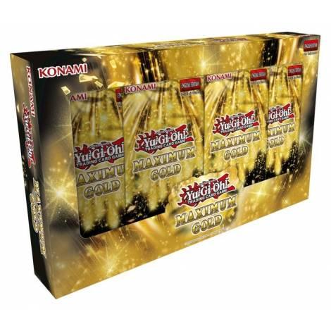 Yu-Gi-Oh! Maximum Gold Pack  (KON842850)