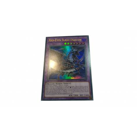 Yu-Gi-Oh! Red-Eyes Slash Dragon (LEDU-EN003)