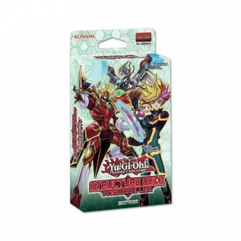 YU-GI-OH:POWERCODE LINK STRUCTURE DECK DISPLAY