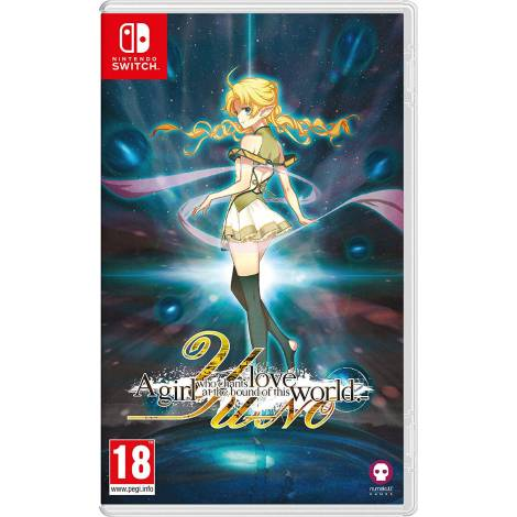 YU-NO: A girl Who Chants Love at the Bound of the World  (Nintendo Switch)