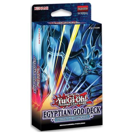 YuGiOh! Egyptian Gods Obelisk The Tormentor Deck