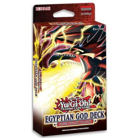YuGiOh! Egyptian Gods Slifer The Sky Dragon Deck