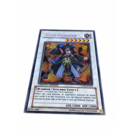 YuGiOh  GoYo Guardian Limited Edition CT05-EN503