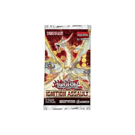 YuGiOh! Ignition Assault Booster Pack