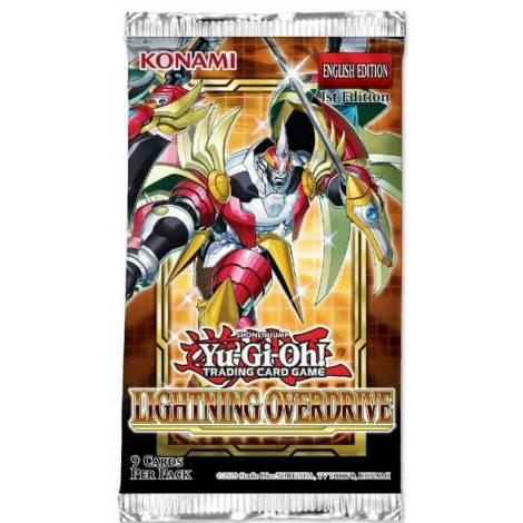 YuGiOh! Lightning Overdrive Booster Pack
