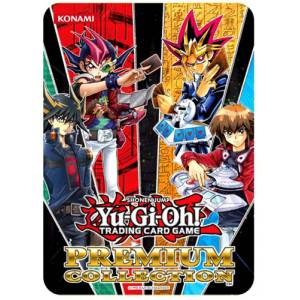YuGiOh - Premium Collection tin