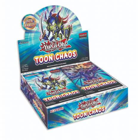 YuGiOh! - Toon Chaos Booster Box