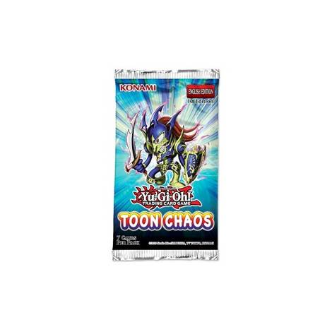 YuGiOh! - Toon Chaos Booster Pack