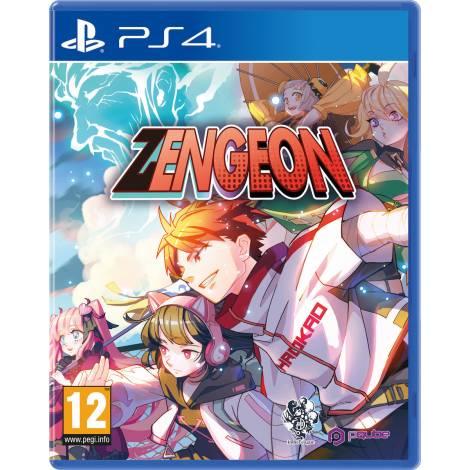 Zengeon (PS4)